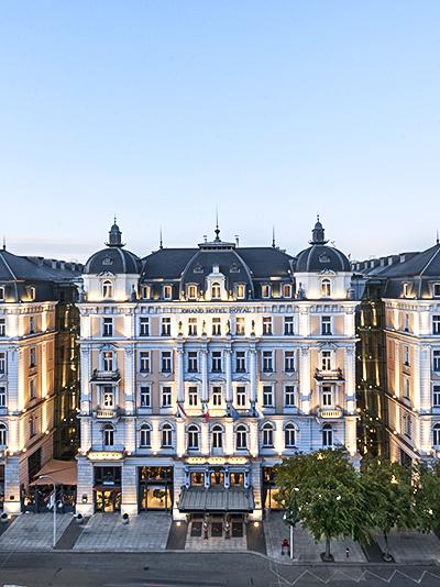 Corinthia Hotel Budapest, Budapest, Hungary