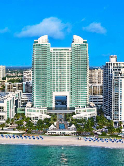 The Diplomat Beach Resort, Hollywood, FL