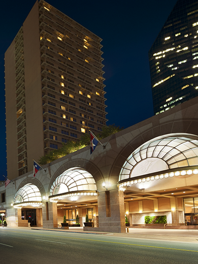 The Fairmont Dallas, Dallas, TX