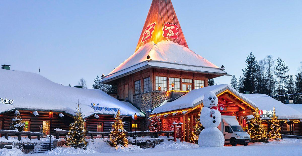 Santa_Village_Rovaniemi_Finnland