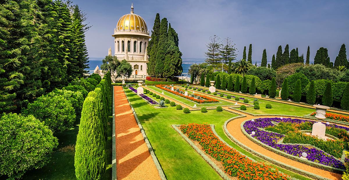 Jerusalem_Baha_i_Garden